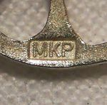 MKP Finland Ainut Ohrring