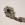 Silber 835 mit türkisfarbenem Glasstein AD Andreas Daub Pforzheim silver turquoise pendant pendent Anhänger