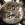 Perli Brosche Space Age 70er 800 Silber