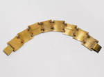 Georg Kramer 1946 - 1949 Armband Messing brass bracelet