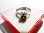 KL Sten Laine Finnland Finland silver silber bergkristall rock crystal ring fingerring