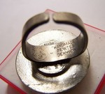 Lysgards Design Dänemark Denmark Danmark Zinn pewter tenn tin Ring