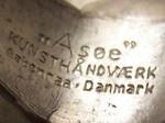 Asoe hallmark Dänemark Danmark Denmark