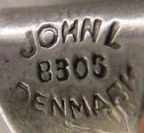 John L Denmark hallmark Dänemark Danmark Denmark